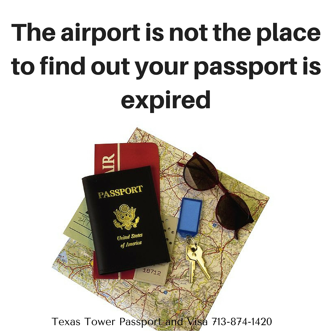 Did Your Passport Expire Sitting In Your Dresser Drawer Never Fear You Can Renew Your Expired Passport And We Can Walk You Through The Step Steps To Make