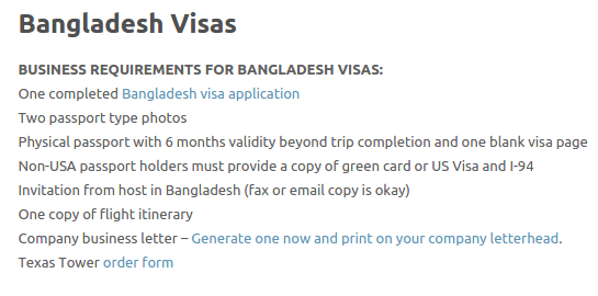 Bangladesh Visas - Texas Tower Fast Passport and Visa Call Now! (713) 874-1420.clipular