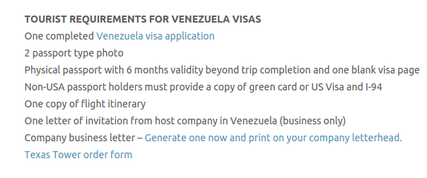 Venezuela Visa Fast Call Now! (713) 874-1420 - Texas Tower Fast Passport and Visa Call Now! (713) 874-1420.clipular (1)