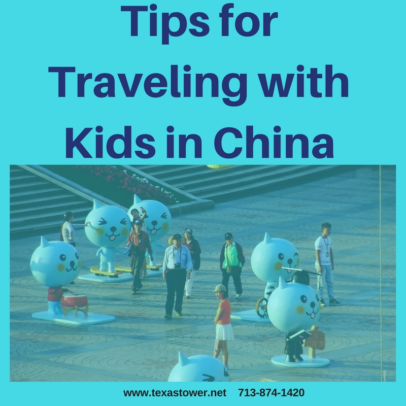 tips for traveling in china with kids