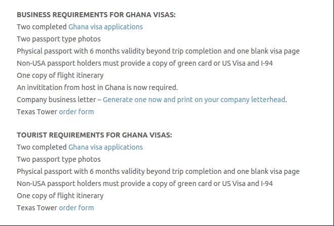 ghana visa Archives - Texas Tower 24 Hour Pport and Visa on ghana immigration, ghana tourism, ghana embassy, ghana africa scams, ghana visa information, ghana consulate in new york, ghana passport form, ghana business,
