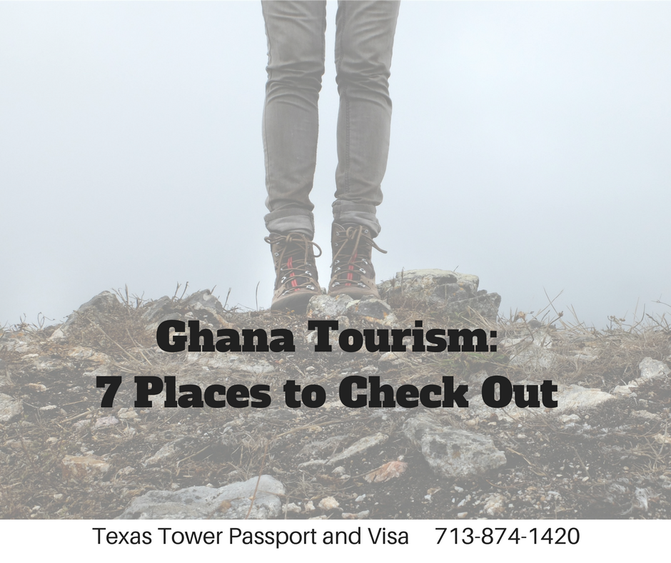 Ghana Tourism- 7 Places to Check Out