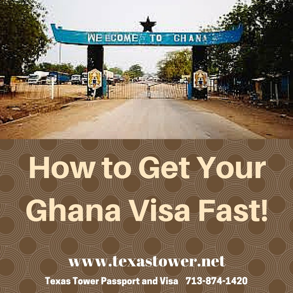 How to Get Your Ghana Visa Fast! (1)