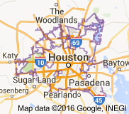 houston texas map texas tower
