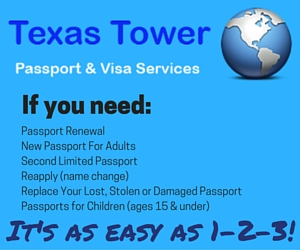 passport service in houston texas