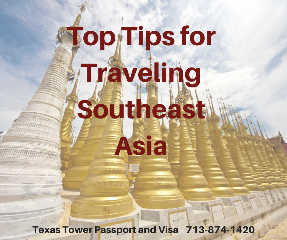 tips for traveling southeast asia from texas tower