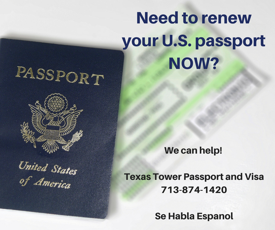 Us Travel Visa Expired Renew
