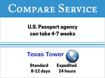 Rush My Passport Coupon Code